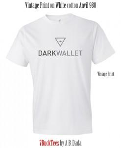 dark wallet bitcoin cody wilson tshirt white
